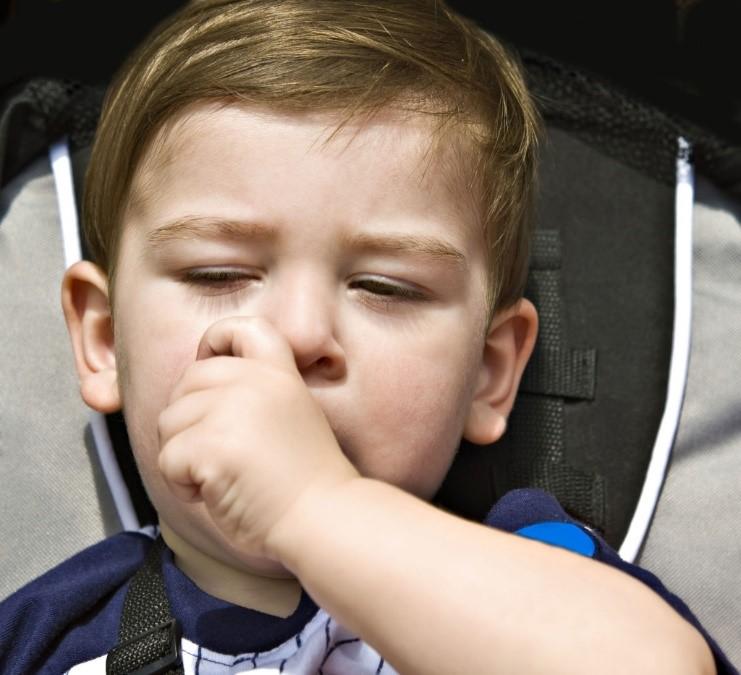 عادت مکیدن انگشت در کودکان
